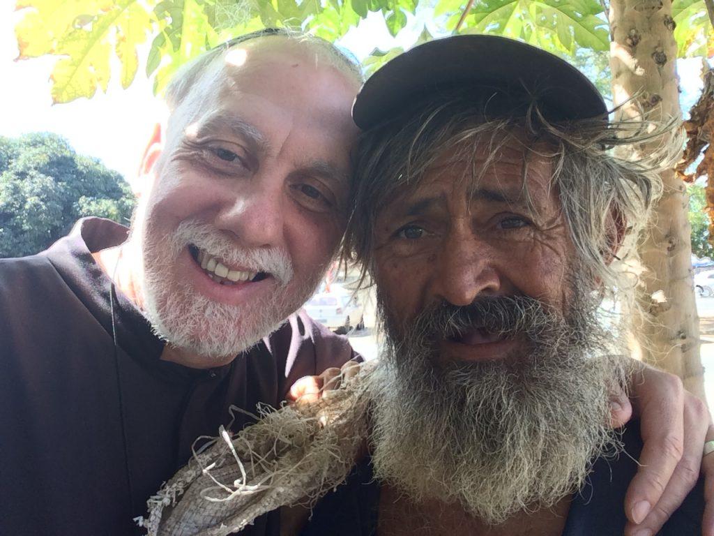 Pastoral de rua com Roberto Lettieri